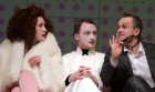 Show of play 'Trap for the heir' in Tabakov Studio Theater