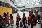 Temporary airport terminal for 2018 FIFA World Cup tested in St. Petersburg