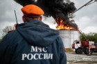 Russian Emergencies Ministry drill in Krasnodar Territory