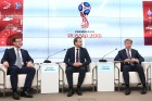 Survey results on 2018 FIFA World Cup influence on economic, social and environmental spheres