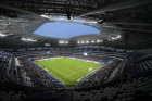 Football. Samara Arena hosts first official match