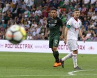 Football. Russian Premier League. Krasnodar vs. Lokomotiv