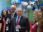 Vladimir Putin's working trip to Sochi