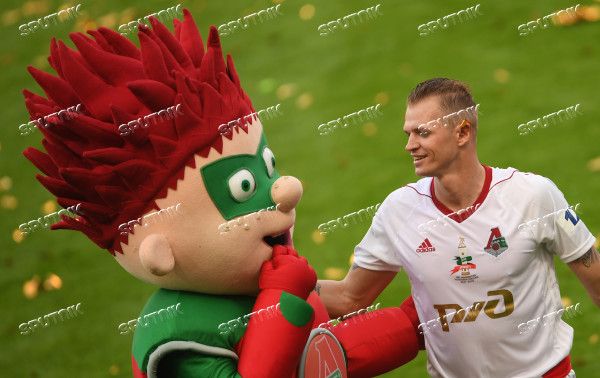 Russian Football Premier League Lokomotiv Vs Zenit Sputnik Images Media Library