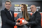 Presentation of 2018 FIFA World Cup Trophy in Yekaterinburg