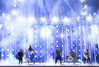 Rehearsal of the Eurovision 2018 song contest's second semi-final