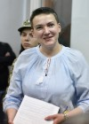 Court hearings on Nadezhda Savchenko's case