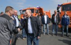 Russian President Vladimir Putin's working trip to Southern Federal District
