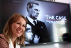 Ksenia Sobchak presents her film 'Sobchak's case' at Cannes Film Festival