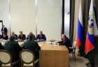 President Vladimir Putin holds meeting with senior officials of Defense Ministry and defense industry enterprises
