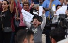 Protesters in Yerevan demand city mayor's resignation
