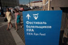 Preparing St. Petersburg for the 2018 FIFA World Cup