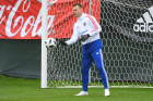Football. Russian national team holds training session