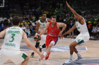 Basketball Euroleague. Final Four. Bronze medal match