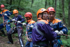 Kuban-Spas emergency rescue service holds drill in Krasnodar Territory mountains