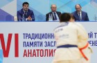 President Vladimir Putin visits Youth Judo Tournament in memory of Anatoly Rakhlin in St. Petersburg