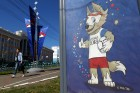 Preparations for 2018 World Cup in Saransk