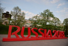 Russia World Cup Preparations Yekaterinburg
