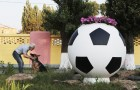 Russia World Cup Preparations Rostov-On-Don