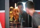 Russia World Cup Trophy Tour Moscow