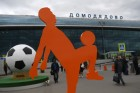 Russia World Cup Preparations Moscow
