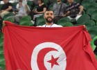 Russia Soccer Tunisia Spain