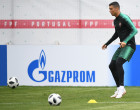 Russia World Cup Portugal Training