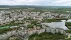 Russian cities. Murmansk
