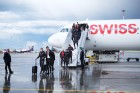 Russia World Cup Switzerland Arrival