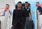 Russia World Cup Mexico's Arrival