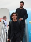 Russia World Cup Mexico Arrival