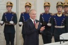 President Vladimir Putin presents national awards in science, literature and arts
