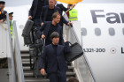Russia World Cup South Germany Arrival