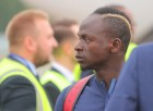 Russia World Cup Senegal Arrival