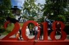 Yekaterinburg prepares for 2018 FIFA World Cup