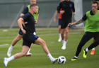 Russia World Cup England Training