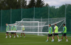 Russia World Cup Germany Training
