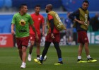 Russia World Cup Costa Rica Training