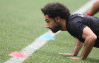 Russia World Cup Egypt Training