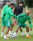 Russia World Cup Morocco Training