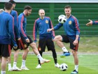 Russia World Cup Spain Training