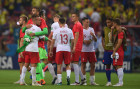 Russia World Cup Poland - Colombia