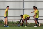 Russia World Cup Colombia Training