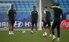 Russia World Cup Brazil Training