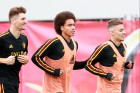 Russia World Cup Belgium Training
