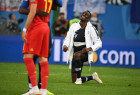 Russia World Cup France - Belgium