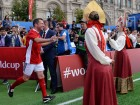 Russia World Cup Legends Match