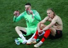 Russia World Cup Croatia - England