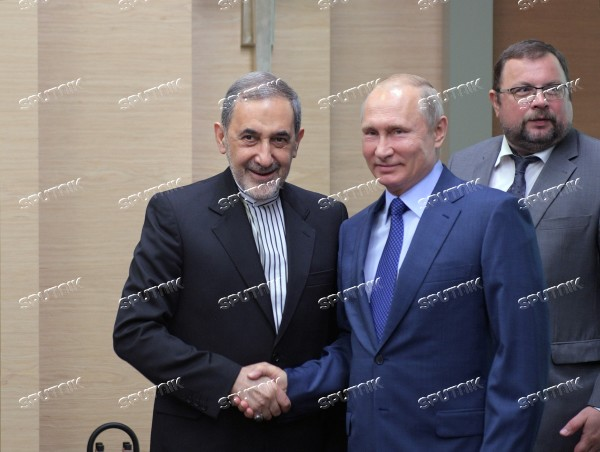 President Vladimir Putin meets with Senior Advisor to Iran Supreme Leader Ali Akbar Velayati