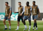 Russia World Cup France Training